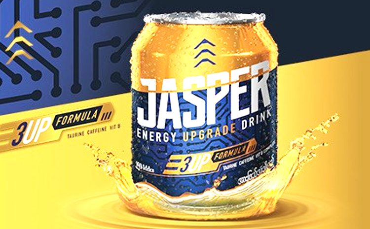 The new SKU JASPER Premium Energy Drink was launched on 13-Jan-2020.